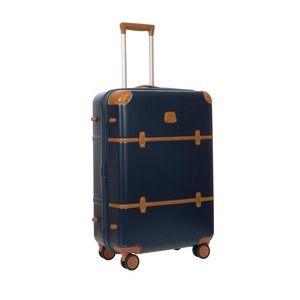 "Bric's Bellagio 21"" Carry-on SpinnerTrunk Blue NWT"